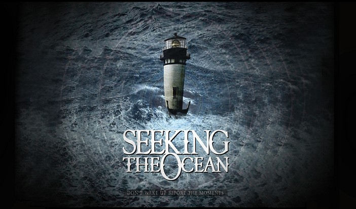 Seeking The Ocean Cover